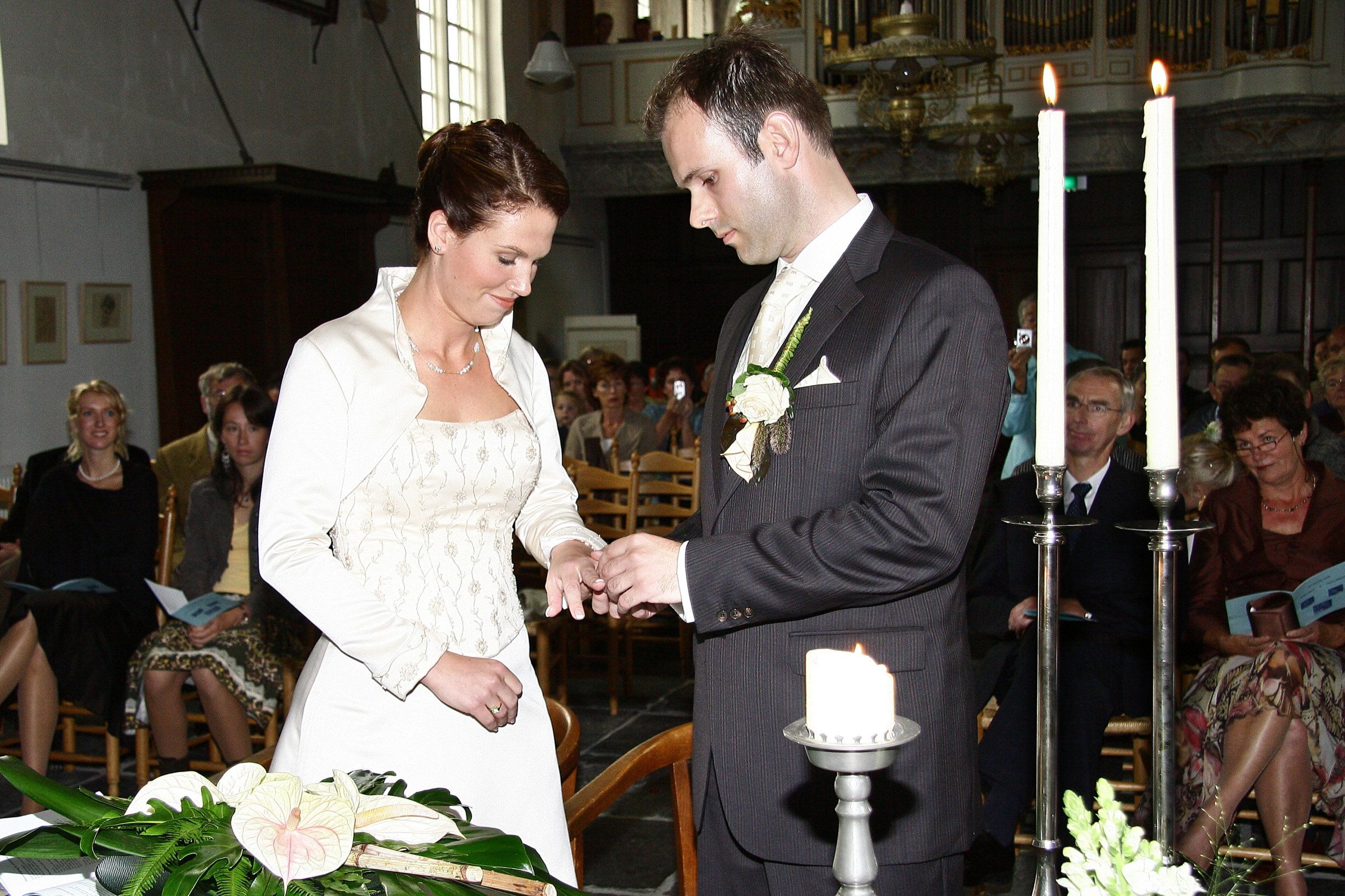 Burgerlijk huwelijk