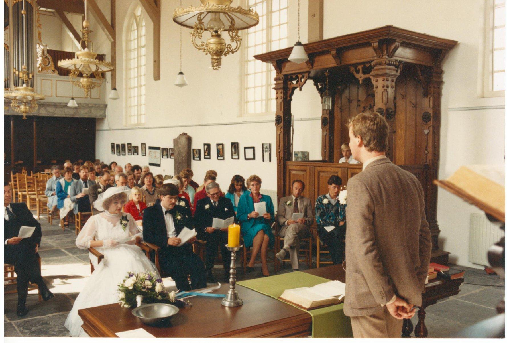 Decoratie Kerkelijk Huwelijk : Burgerlijk huwelijk